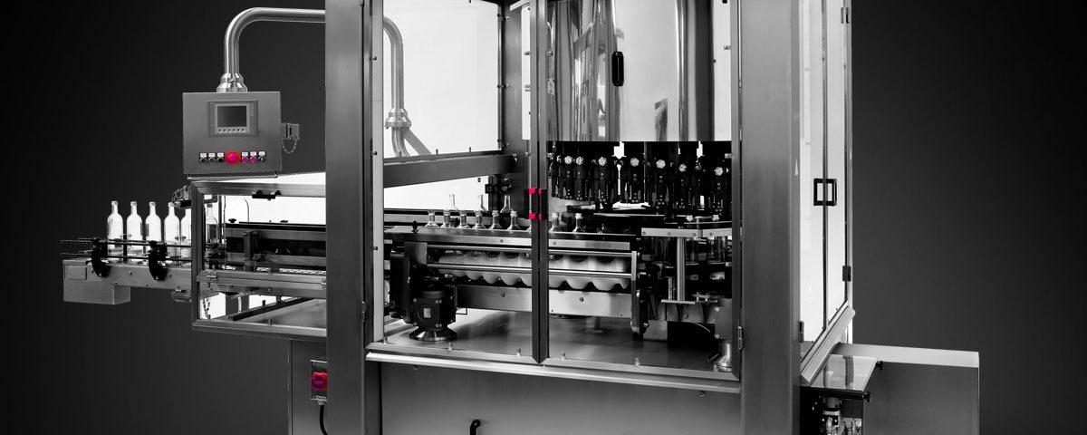 zakręcarki zalkin zamykanie butelek maszyna zakręcająca